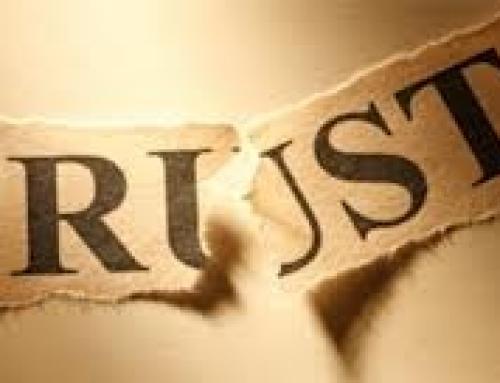 Is Public Trust an Oxymoron?
